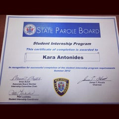 Photo taken at New Jersey State Parole Board by Kara on 8/22/2012