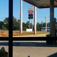 Photo taken at Spaceway Truck Plaza by JESUS H. on 10/15/2011