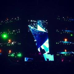 Photo taken at EDC Las Vegas by Matt C. on 6/9/2012