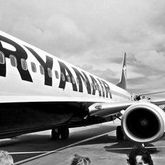 Photo taken at Frankfurt Hahn Airport (HHN) by Brian B. on 5/1/2012