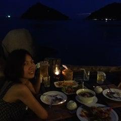 Photo taken at Dusit Buncha Resort by Pichaporn N. on 4/16/2012