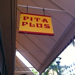 Photo taken at Pita Plus by Rober R. on 11/2/2011