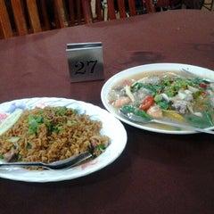 Photo taken at Restoran Perantau Seafood & Western Food by Ferdaus O. on 12/17/2011