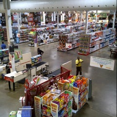 Photo taken at Mega Mart by Nick S. on 3/20/2012