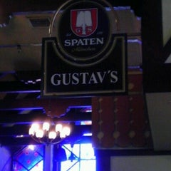 Photo taken at Gustav's Pub & Grill by Daryl W. on 7/24/2012