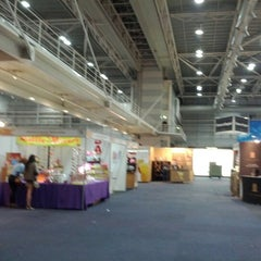 Photo taken at Sydney Convention & Exhibition Centre by Wil B. on 6/23/2012