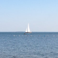 Photo taken at Bayley Beach Park by Kat P. on 7/29/2012