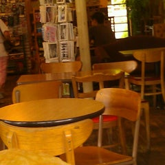 "Photo taken at Ginkgo Coffeehouse by ""John"" (. on 7/22/2012"