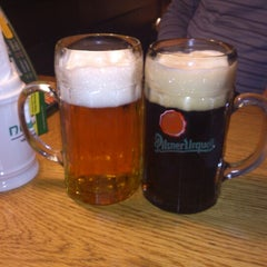 Photo taken at Pilsner Urquell by Dmitry Z. on 9/5/2012