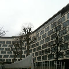 Photo taken at UNESCO by Ghali B. on 2/23/2012