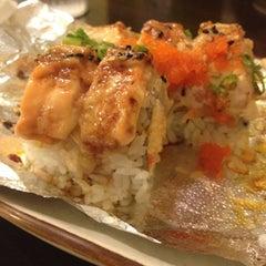 Photo taken at Take Sushi by Kayte N. on 8/4/2012