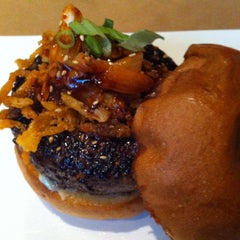 Photo taken at Umami Burger by Ryan L. on 6/11/2012