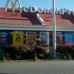 Photo taken at McDonald's by Patrice B. on 6/26/2012