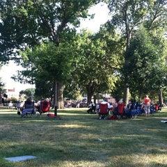 Photo taken at Bayliss Park by Rob L. on 7/18/2012