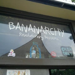 Photo taken at Bananarchy by Beau on 6/30/2012