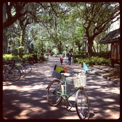 Photo taken at Harrison Randolph Hall, College of Charleston by Jeni B. on 6/21/2012