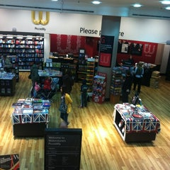 Photo taken at Waterstones by - -. on 7/11/2012
