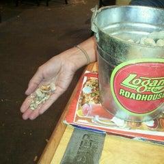 Photo taken at Logan's Roadhouse by Allan M. on 9/11/2012