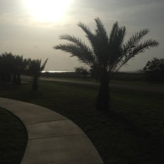 Photo taken at Lighthouse Beach And Bird Sanctuary by Barrett R. on 7/2/2012