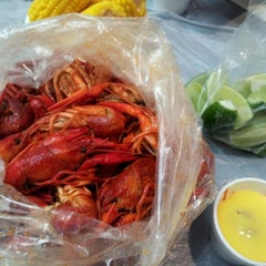 Photo taken at Crawfish & Beignets by Andy W. on 3/12/2012