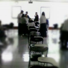 Photo taken at Telkom Engineering School (TES) by Bagus D. on 3/25/2012