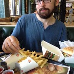 Photo taken at Burger King® by Aaron H. on 6/15/2012