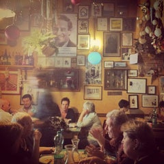 Photo taken at Osteria Del Matto by francesca f. on 5/26/2012
