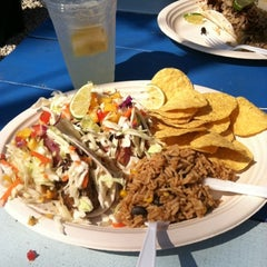 Photo taken at Key West Tacos by Francis R. on 8/4/2012