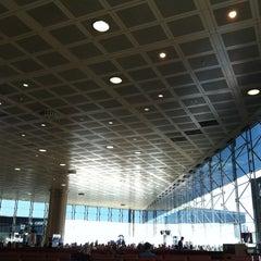 Photo taken at Terminal 2B by Neus V. on 5/20/2012