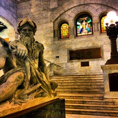 Photo taken at Minneapolis City Hall by Aaron L. on 4/19/2012