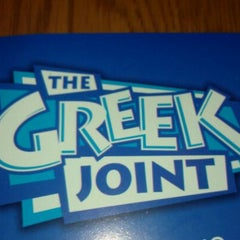 Photo taken at The Greek Joint by Didra G. on 4/6/2012