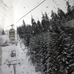 Photo taken at Whistler Village Gondola by Kevin S. on 3/31/2012