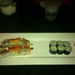 Photo taken at Zuma Sushi Bar by Elizabeth M. on 7/29/2012