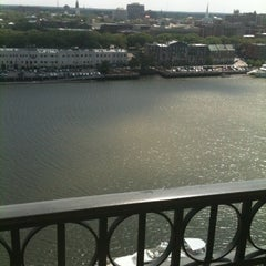 Photo taken at The Westin Savannah Harbor Golf Resort & Spa by Kara on 4/23/2012