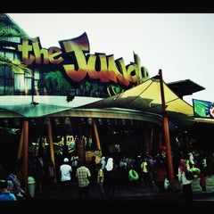 Photo taken at The Jungle by Akhmad M. on 6/27/2012