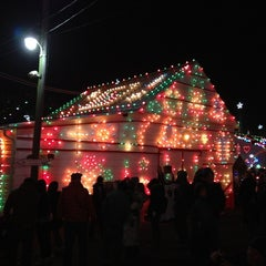 Photo taken at Koziar's Christmas Village by Andy B. on 12/1/2012