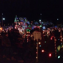 Photo taken at Koziar's Christmas Village by Andy B. on 11/10/2013