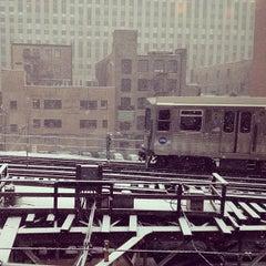 Photo taken at Transis HQ by Justin H. on 12/27/2012