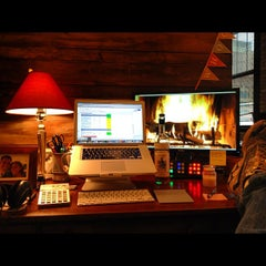 Photo taken at Transis HQ by Justin H. on 10/20/2012