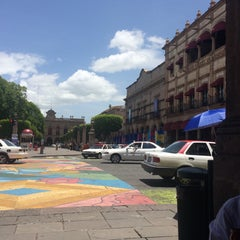 Photo taken at Morelia by Mariana L. on 7/13/2015