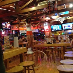 Photo taken at Hooters by Sam P. on 10/27/2012