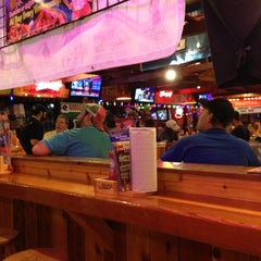 Photo taken at Hooters by Sam P. on 10/23/2012