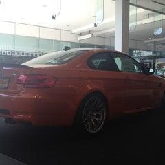 Photo taken at McKenna BMW by Hugh L. on 11/21/2012
