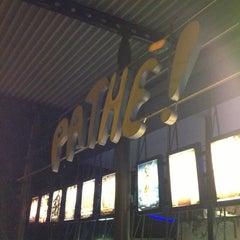 Photo taken at Pathé Balexert by Kevin L. on 10/2/2012
