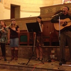 Photo taken at Central Christian Church by Raymond on 10/18/2012