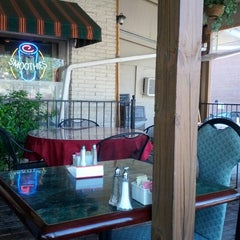 Photo taken at Makarios Kabobs & Grill by Ron W. on 9/19/2012