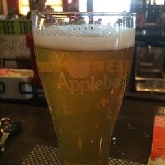 Photo taken at Applebee's by Nikolas M. on 7/9/2014