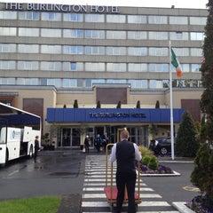 Photo taken at DoubleTree by Hilton Dublin - Burlington Road by Hakan T. on 5/10/2013