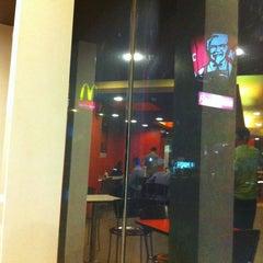 Photo taken at KFC by Abhijit on 3/3/2013