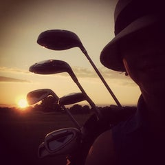 Photo taken at Marine Park Golf Course by Mariana S. on 7/26/2015